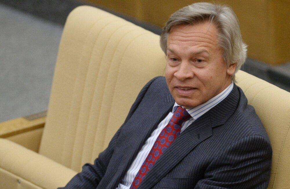 Riigiduuma väliskomitee esimees: NATO uus ülemjuhataja ületab hüsteeria õhutamises eelmist