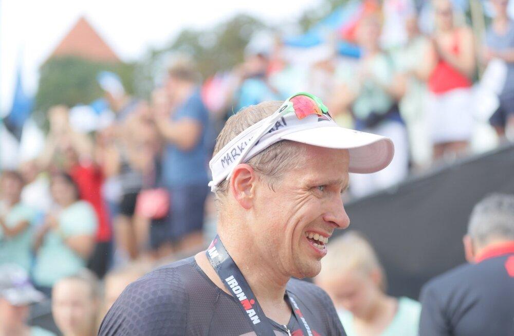 """Kodupubliku ees Ironmanil kolmanda koha saanud Marko Albert: ma ei kujutanud hästi ette, mis tunne on võistelda Eestis, kus ma ei ole """"Marko Albeer"""" või """"Marco Polo"""""""