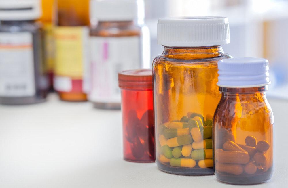 Kus on ravimite rahastamise piir ja miks just seal?