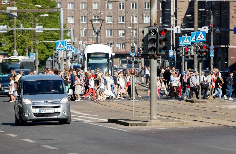 Эстония признана одной из самых безопасных стран мира для путешествий в 2020 году