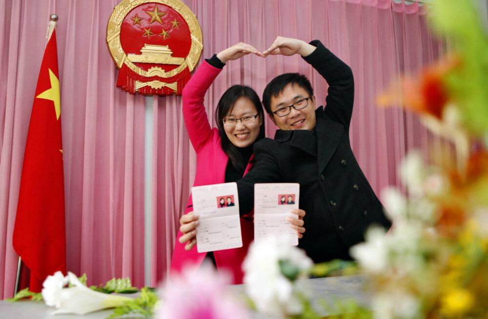 Abiellumine Hiina moodi võib kujuneda uskumatult kulukaks