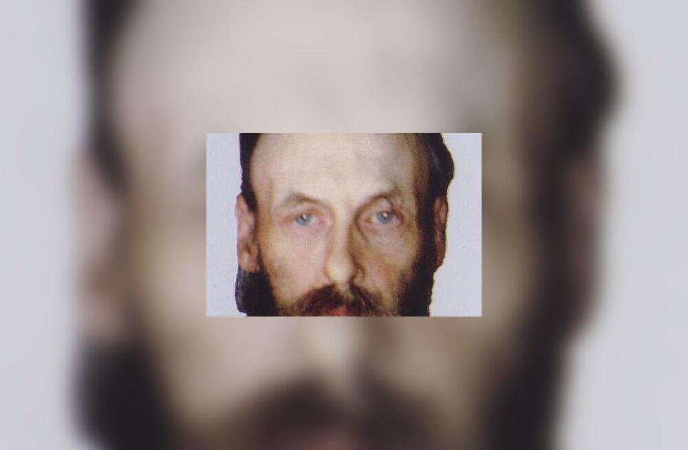 Politsei otsib Võrumaal kadunud 62-aastast Alarit