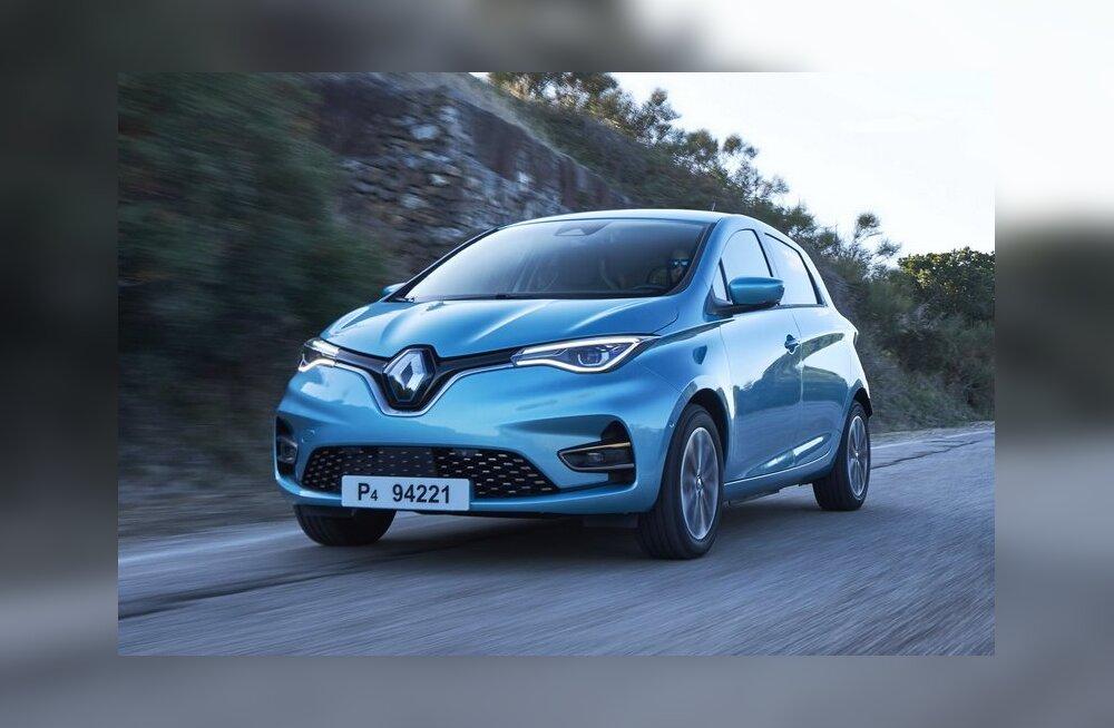Proovisõit: Renault ZOE – müüduima elektriauto teine tulemine