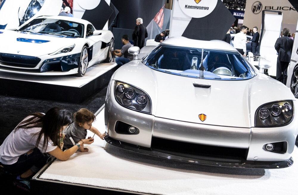 Koenigseggi tippjuht Manuel Berglund: digipööre tasub end kindlasti ära