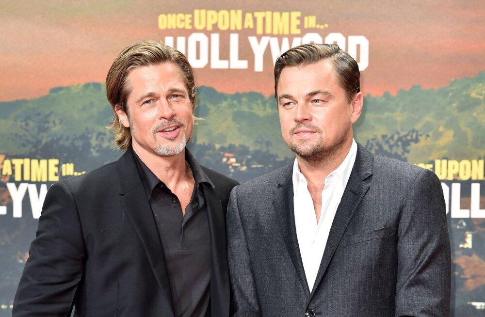 Kümme põnevat fakti Brad Pitti ja Leonardo DiCaprio kohta, mida sa ilmselt enne ei teadnud