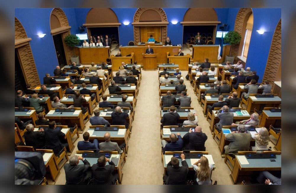 Riigikogu avaistung 2014 september