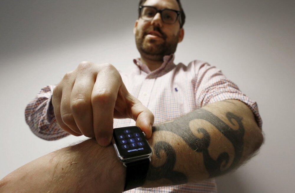 Apple'i nutikellast: omahind, mil päriselt kanda saab ja miks sellele tätoveeringud ei meeldi
