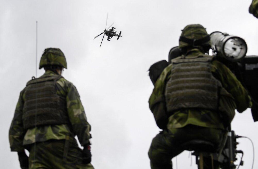 NATO-ga liitumist toetab kõigest 22 protsenti soomlastest