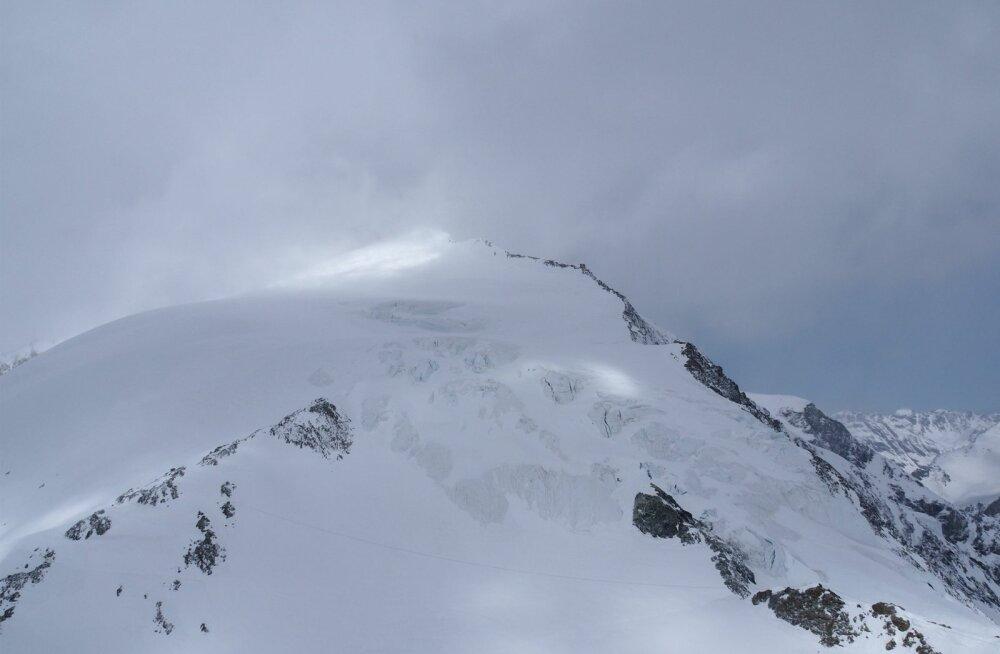 Šveitsi Alpides on halva ilma tõttu surnud kokku kaheksa inimest