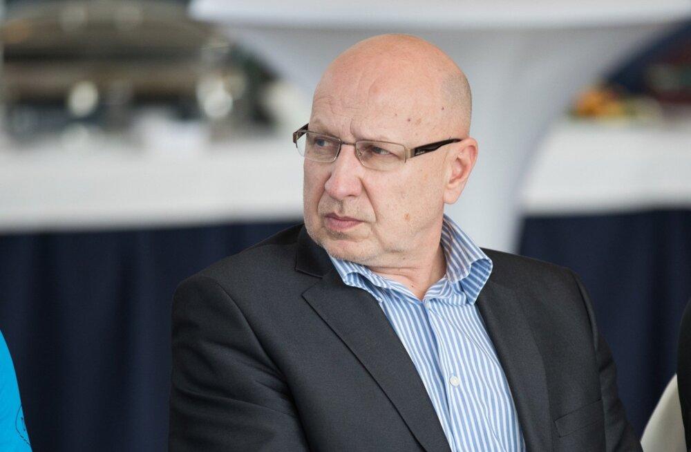 SK Tapa juhendaja Elmu Koppelmann