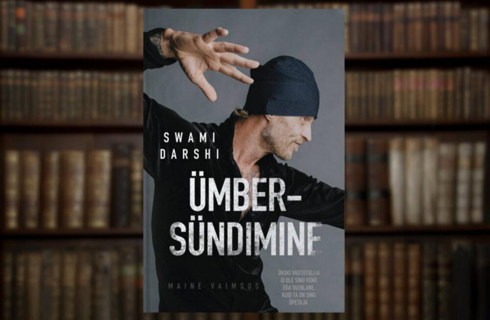 """Seoses oma eestikeelse raamatu ilmumise ja seminariga külastab Tallinna Venemaa """"Selgeltnägijate tuleproovi"""" võimas võitja Swami Darshi"""