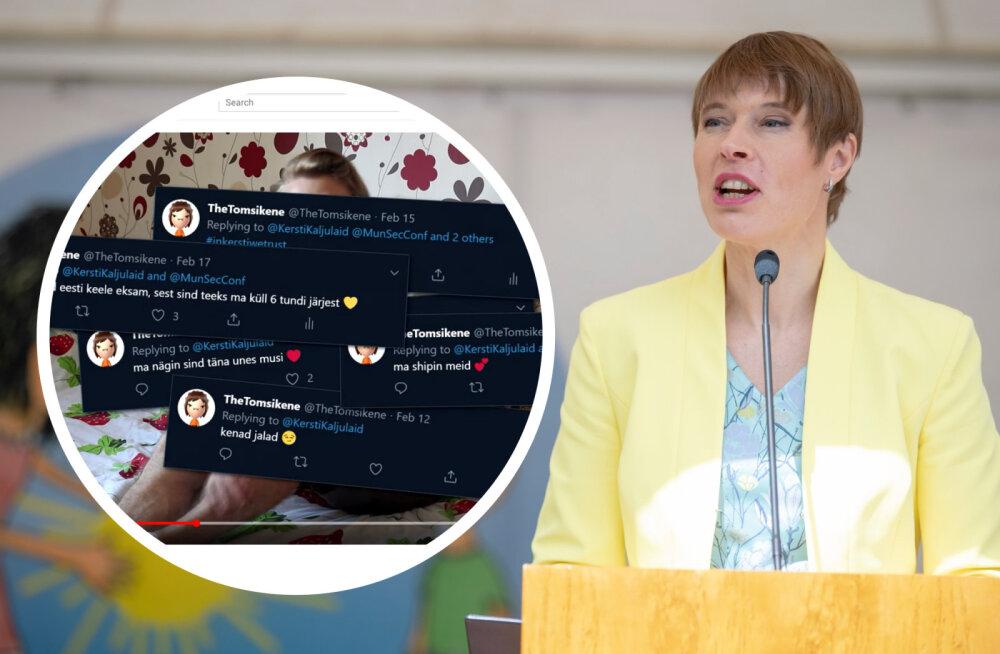 FOTOD | Noor suunamudija kisas Twitteris eriti nilbete kommentaaridega Kersti Kaljulaidi tähelepanu järgi, tulemus ei olnud üllatav