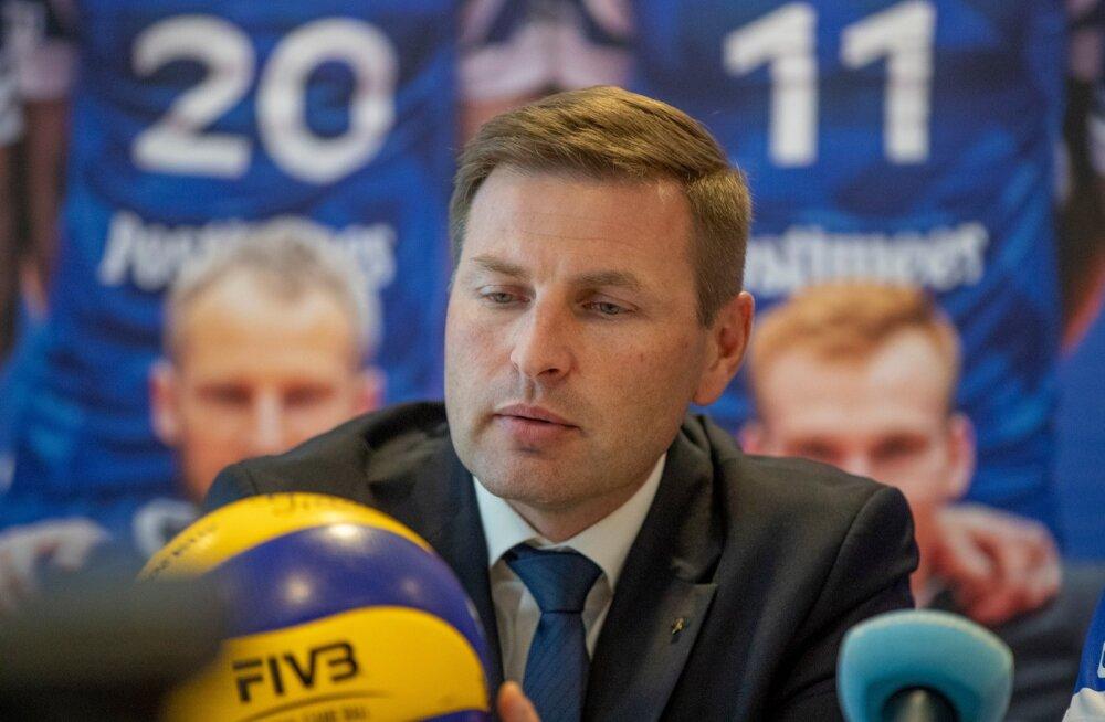 Hanno Pevkur on valmis poliitikast taanduma ja täielikult vaid võrkpallile keskenduma.