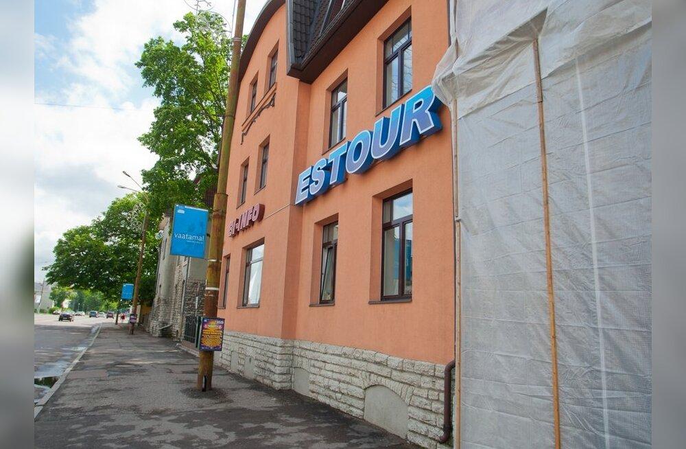 Самолеты Estour вернули в Эстонию туристов из Турции и Греции
