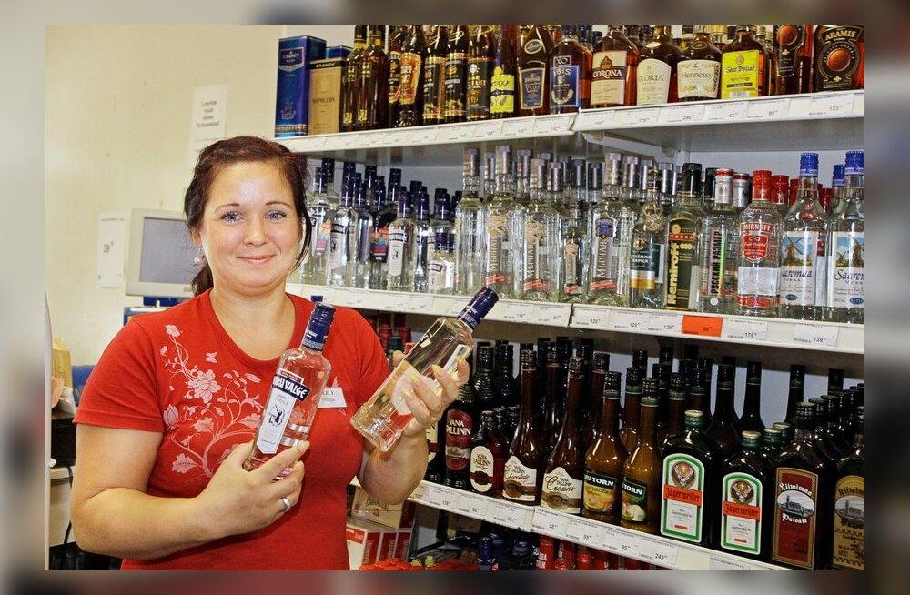 Soomes küsitakse ka 30-aastastelt alkoholi ostmisel dokumenti
