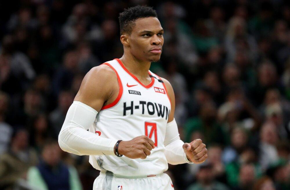 VIDEO | Hull mäng NBA-s: Celtics päästis Rocketsi vastu normaalaja, aga võit jäi saamata