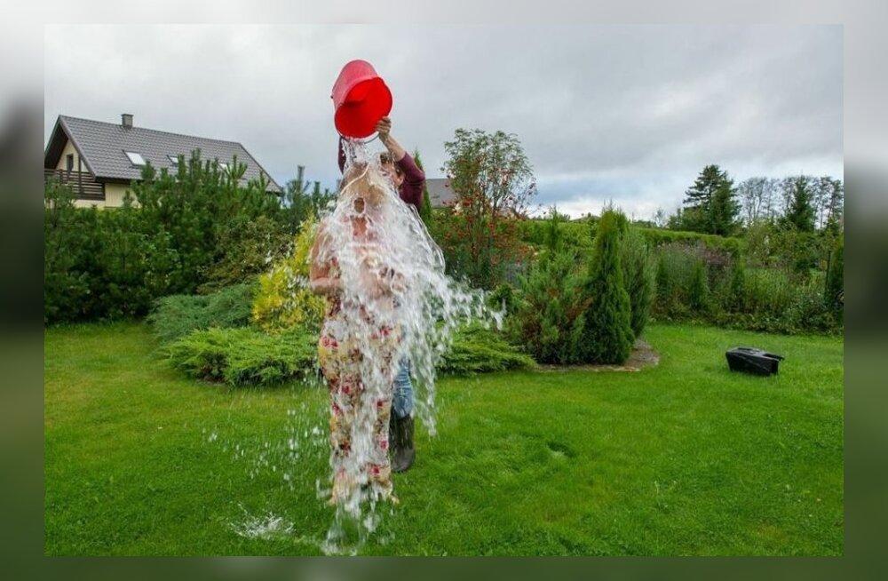 Yana Toom Ice Bucket Challenge