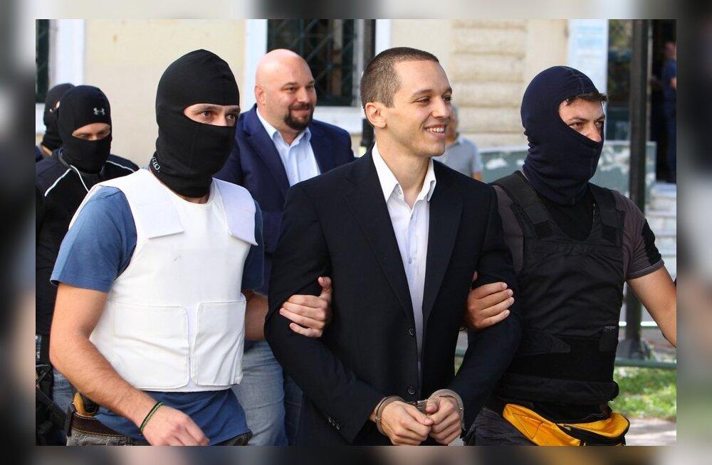 Kreeka uusnatslikele parlamendiliikmetele esitati süüdistus