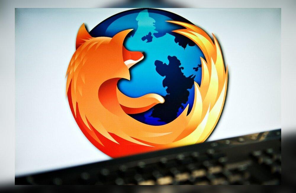 Häkkerite võistlus: Firefox jääb turvalisuse poolest teistele brauseritele oluliselt alla