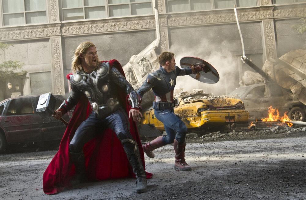 """""""Captain America"""" staari süüdistatakse oma ema mõrvas"""