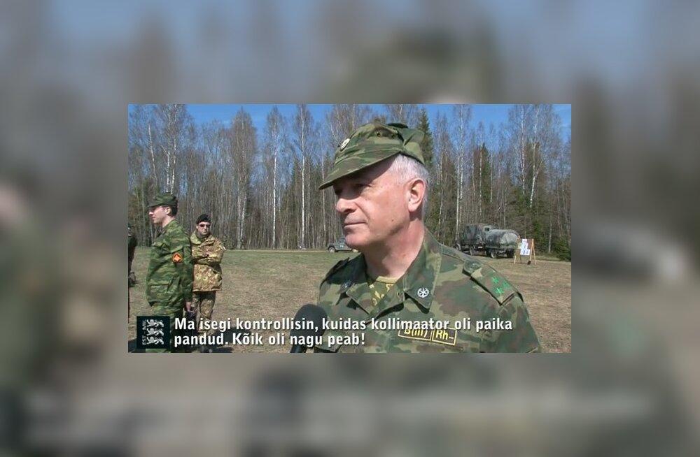 Vene Föderatsiooni kaitseatašee keskpolügoonil