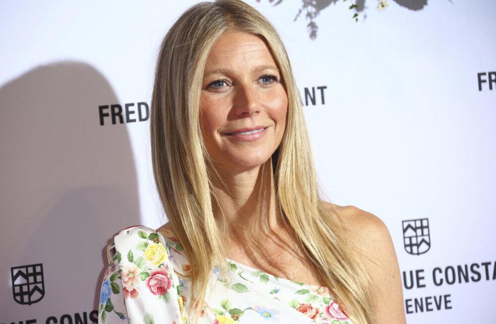 Gwyneth Paltrow tunnistab, et tema ja endine abikaasa Chris Martin olid kokku loodud