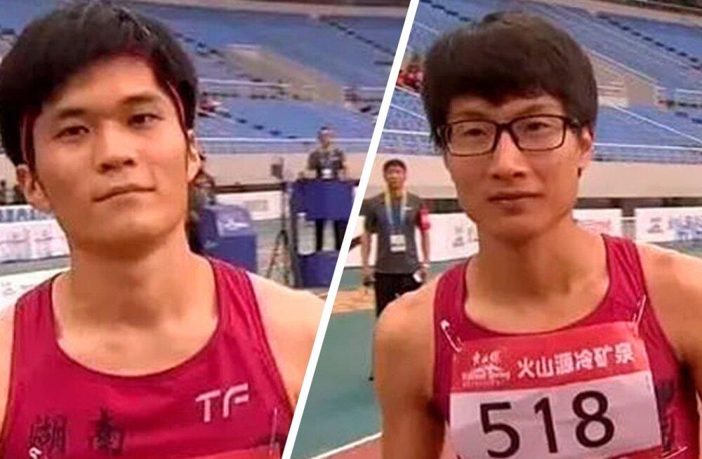 Ляо Мэньсью и Тун Цзенхуань