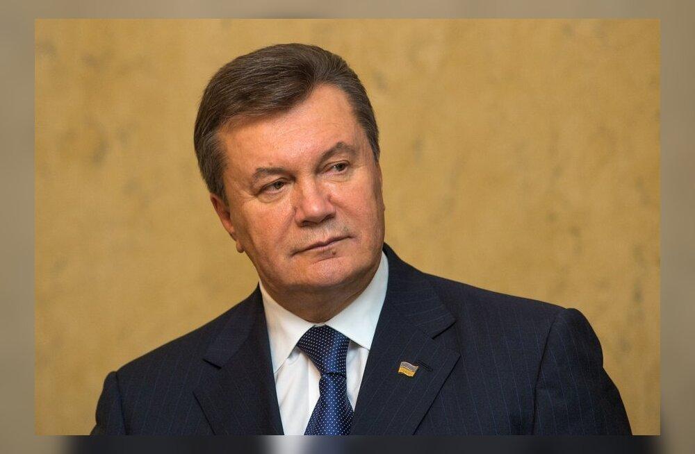 Vene meedia: Baikalil hukkus Ukraina ekspresidendi Janukovitši poeg