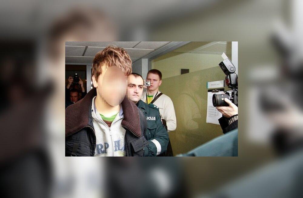 Vilniuse kohtus kuulati üle tüdruku tapnud 14-aastane poiss