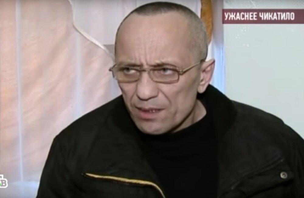 """Venemaal lõppes eeluurimine 84 inimest mõrvanud """"Angarski maniaki"""" üle"""