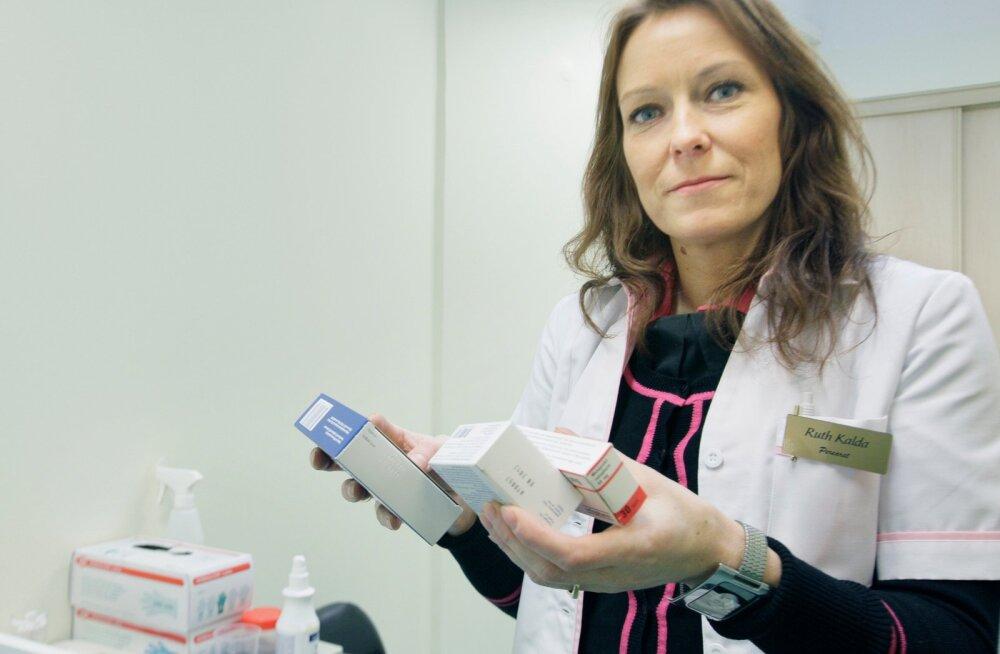 Dr Ruth Kalda