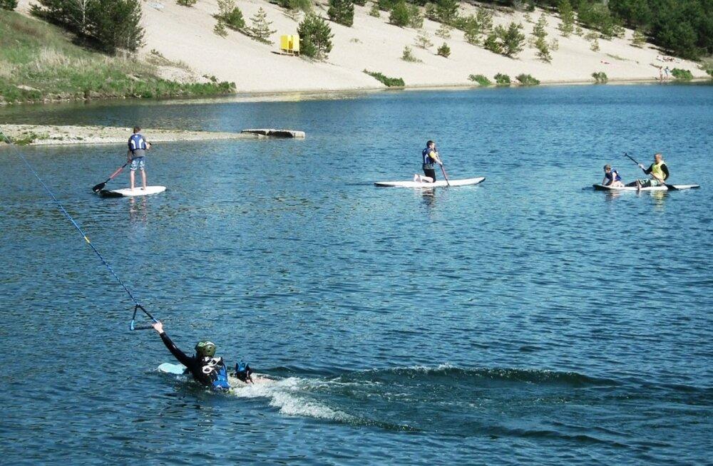 Männiku karjäärist saavad rõõmu tunda nii veesportlased, kaitseväelased kui ka juttselg-kärnkonnad. Keskkonnaministeerium tahab, et selliseid lahendusi kasutataks rohkem.