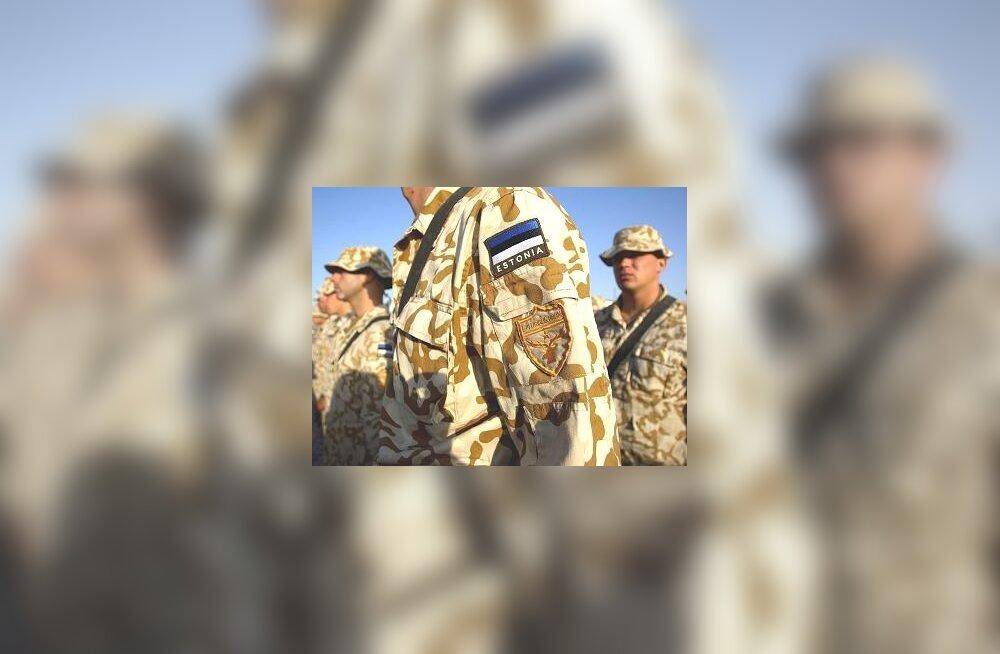 Eesti sõdur, Iraak