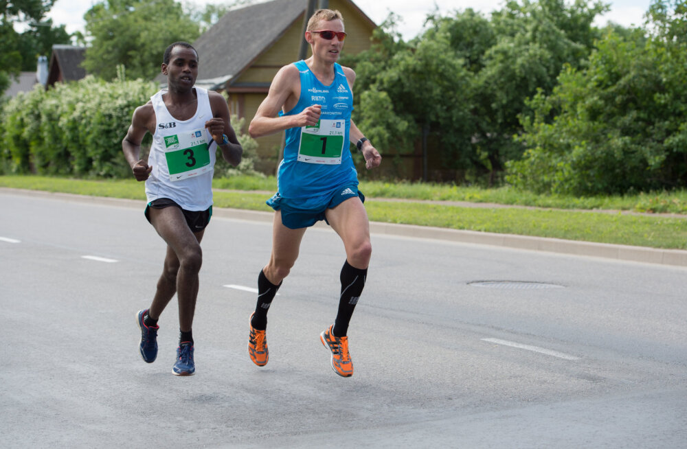 Eesti meistrid poolmaratonis selguvad juba viiendat korda Narva Energiajooksul