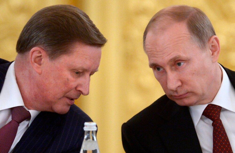 Спецпред Путина Сергей Иванов работает слесарем в Кивиыли? Борьба с отмыванием денег в Эстонии местами доходит до абсурда