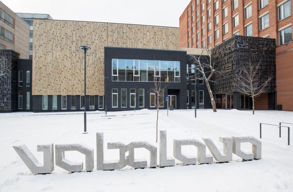 Vaba Lava Narva teatrikeskus