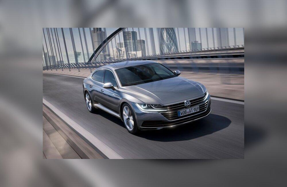 Volkswagen alustas Eestis avangardistliku Arteon Gran Turismo eelmüüki