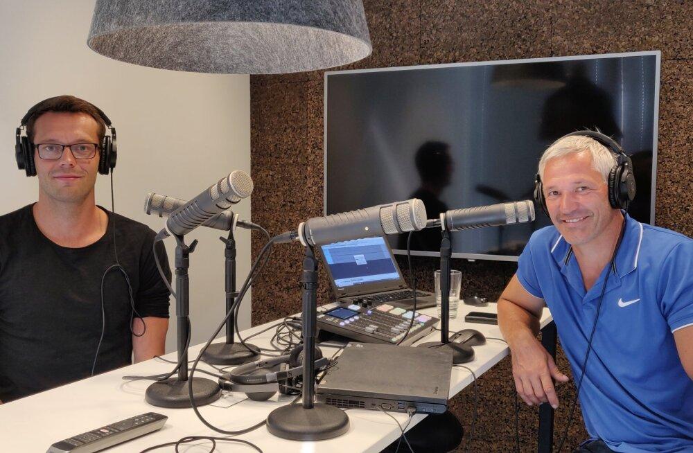 """Podcast """"Staadionijutud""""   Erki Noolega olümpiakullast, karjääri suurimast rumalusest ja kuulsaks saanud naljavideost"""