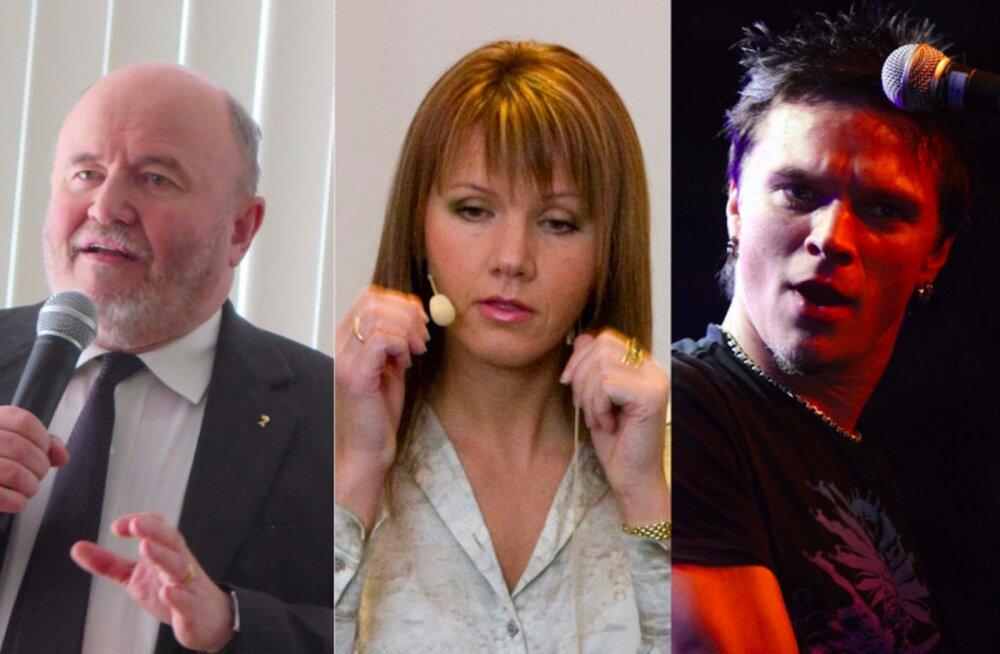 TOP 11 | Näitlejatest poliitikuteni! Vaata, millised avaliku elu tegelased on veel napsisena autoroolist tabatud