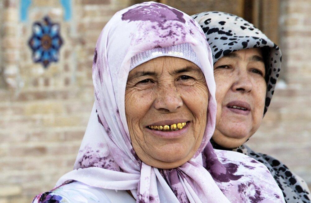 Kesk-Aasia pärl Usbekistan