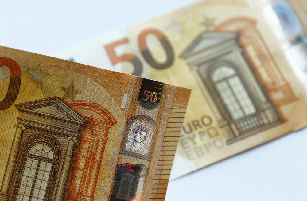 Oluline teada: mida peab silmas pidama peagi käibele tulevate uute 50-euroste kohta?