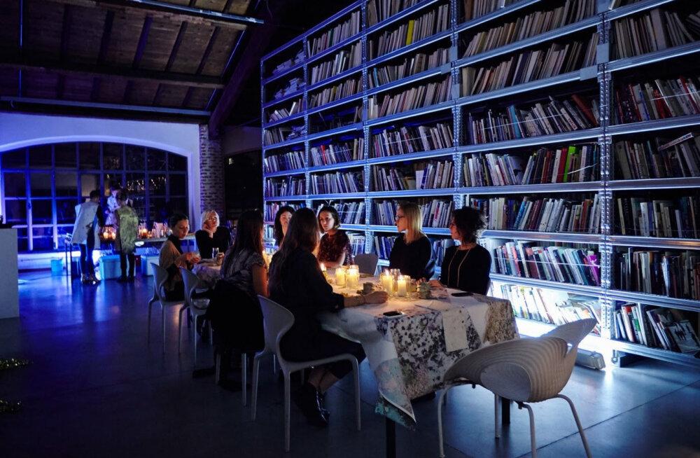 Eestlaste kunsti- ja toiduprojekt Milaanos pälvis rahvusvahelist tähelepanu
