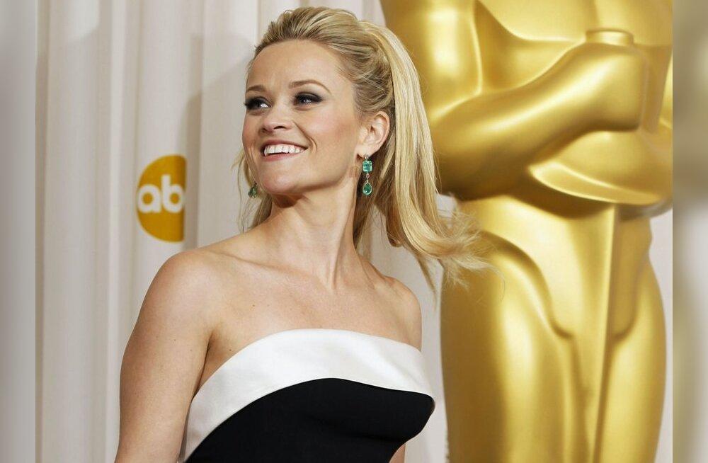 Reese Witherspoon läks teist korda mehele