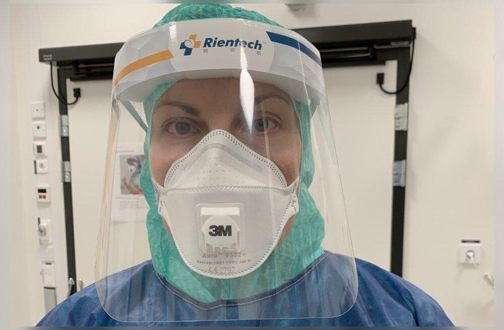 Эстонская медсестра в Швеции: коронавирус поражает не только старых и больных
