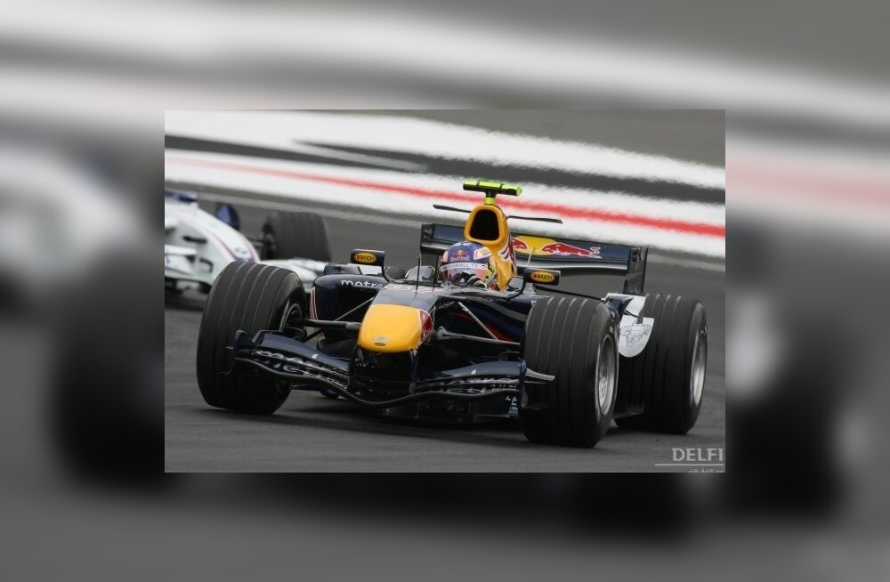 Red Bulli vormel-1 tiimi ekspiloot liitub DTM sarjaga