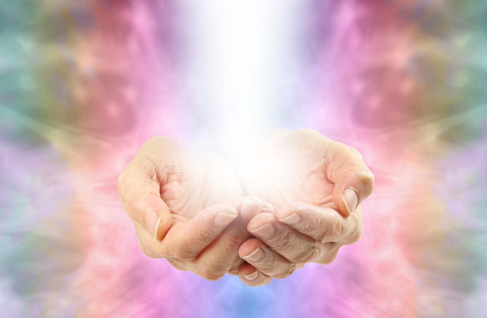 Universumi kingitus - vaba energia hulk maailmaruumis