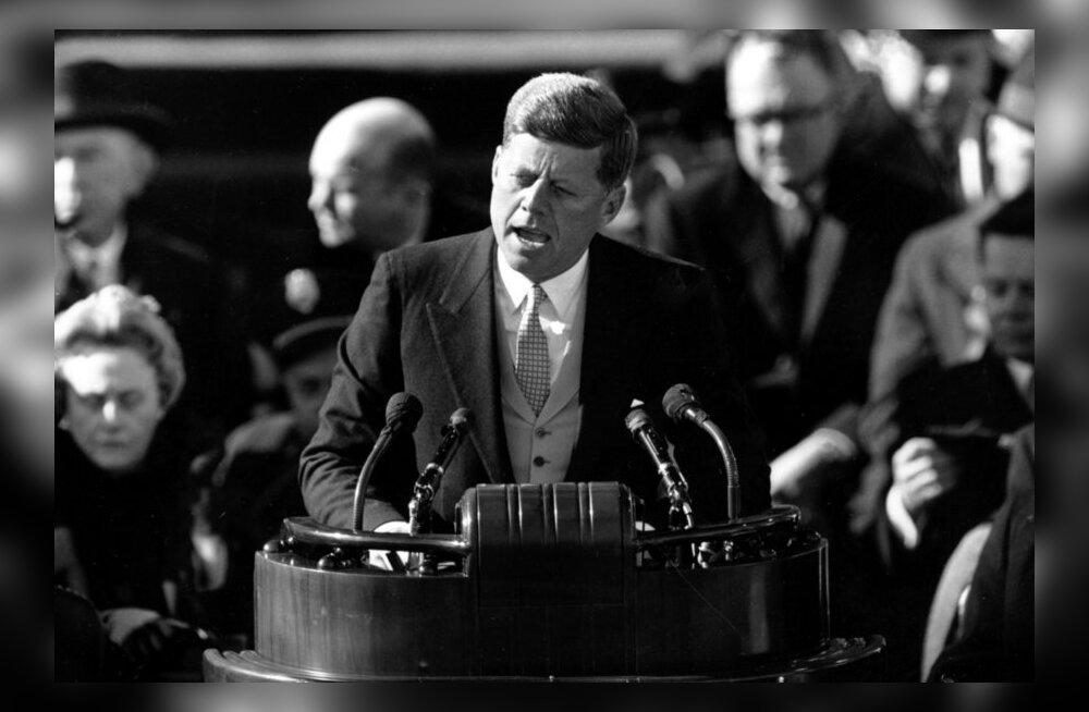 Loe, kuidas JFK aitas maailmas tõsta James Bondi populaarsust