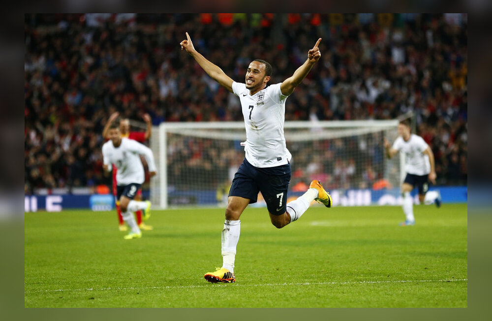 Andros Townsend, Inglismaa