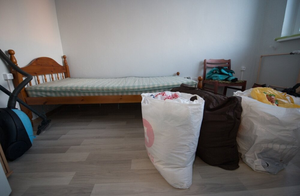 Pagulaste uus varjupaik Väike-Maarja külje all