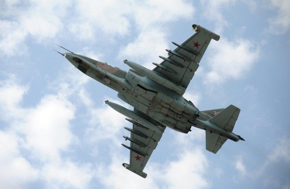 Ukraina polk Azov teatas Vene ründelennuki allatulistamisest